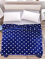 baratos -Super Suave, Estampado Pontos Fibras Acrilicas cobertores