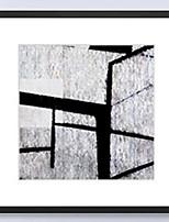 Недорогие -Современный Дерево Живопись Рамки для картин, 1шт