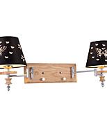 billiga -Anti-reflex / Kreativ Modern / Land Swing Arm Lights Sovrum / Studierum / Kontor Metall vägg~~POS=TRUNC 110-120V / 220-240V