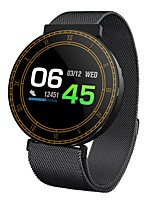 cheap -Smartwatch H1 for Android 4.3 and above / iOS 7 and above Heart Rate Monitor / Waterproof / Blood Pressure Measurement / Calories Burned / Long Standby Pedometer / Call Reminder / Sleep Tracker