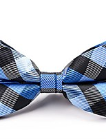 cheap -Men's Party / Basic Bow Tie - Striped / Color Block Bow