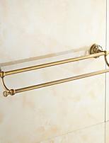 Недорогие -Держатель для полотенец Многофункциональный Античный Латунь 1шт Двуспальный комплект (Ш 200 x Д 200 см) На стену