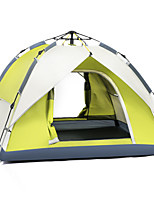 cheap -BSwolf 2 person Beach Tent Double Layered Automatic Camping Tent One Room  Outdoor Windproof 2000-3000 mm  for Fishing Oxford Cloth 200*140*110 cm / Rain-Proof