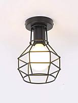 baratos -OYLYW Montagem do Fluxo Luz Ambiente - Estilo Mini, 110-120V / 220-240V Lâmpada Não Incluída