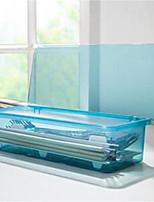 Недорогие -Кухонная организация Коробки для хранения Пластик Аксессуар для хранения 1шт