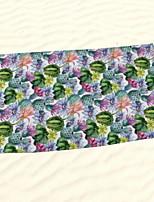 Недорогие -Высшее качество Пляжное полотенце, Геометрический принт 100% полиэстер 1 pcs