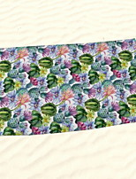 cheap -Superior Quality Beach Towel, Geometric 100% Polyester 1 pcs