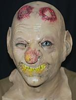 preiswerte -Urlaubsdekoration Halloween-Dekorationen Halloween-Masken / Halloween unterhaltsam Dekorativ / Cool Beige 1pc