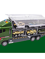 cheap -Toy Car Construction Truck Set Transporter Truck New Design Metal Alloy All Child's / Teenager Gift 1 pcs