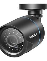Недорогие -SANNCE 1/4 дюйма КМОП Имитация камеры / Цилиндрические камера IP66