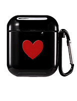 cheap -Bags, Cases and Skins Silicon Black / Red / Blushing Pink 1 pcs