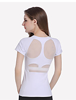 cheap -Women's Crew Neck Patchwork / See Through Yoga Top - White, Black Sports Solid Color Mesh Tee / T-shirt Running, Fitness, Gym Short Sleeves Activewear Lightweight, Quick Dry, Breathable Micro-elastic