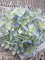 baratos -Flores artificiais 1 Ramo Clássico / Solteiro (L150 cm x C200 cm) Estiloso / buquês de Noiva Hortênsia Flor de Mesa