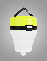 cheap -BSwolf Lanterns & Tent Lights / Emergency Lights LED with USB Cable Portable / Adjustable / Lightweight Camping / Hiking / Caving / Everyday Use Green / Yellow