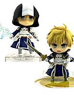 economico -Figure Anime Azione Ispirato da Fato / Grande Ordine Saber PVC 11 cm CM Giocattoli di modello Bambola giocattolo