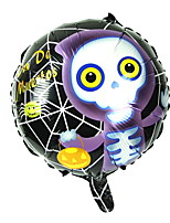 cheap -Holiday Decorations Halloween Decorations Decorative Objects Decorative / Cool Purple 1pc