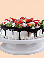 cheap -Cake Decorating Lightweight Solid Cake Turntable DIY Decorating With Ring Cake Maker