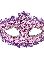 preiswerte -Urlaubsdekoration Halloween-Dekorationen Halloween-Masken Dekorativ / Cool Purpur 1pc