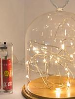economico -le stringhe principali natale decorazione della festa nuziale del LED hanno condotto le luci leggiadramente della stringa