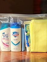 Недорогие -Место хранения организация Косметологический макияж пластик Прямоугольная форма Портативные