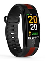 preiswerte -Smart-Armband JSBP-QS01 für Android iOS Bluetooth Sport Wasserfest Herzschlagmonitor Blutdruck Messung Touchscreen Schrittzähler Anruferinnerung AktivitätenTracker Schlaf-Tracker / Langes Standby