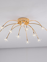 baratos -JLYLITE Montagem do Fluxo Luz Ambiente - Estilo Mini, 110-120V / 220-240V Fonte de luz LED incluída