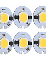 cheap -6pcs COB Bulb Accessory LED Chip Aluminum