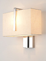 cheap -Modern / Contemporary Wall Lamps & Sconces Bedroom Metal Wall Light 220-240V 40 W