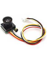 preiswerte -600tvl ultra-kleine volumen 5 v 170 grad farbe micro kamera mit mikrofon audio für micro quadcopter fpv luftkamera