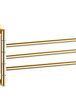 cheap -Towel Bar New Design Antique Brass 1pc Double Wall Mounted