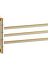 Недорогие -Держатель для полотенец Новый дизайн Античный Латунь 1шт Двуспальный комплект (Ш 200 x Д 200 см) На стену