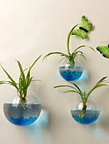 cheap -1pc Glass Simple Style for Home Decoration, Decorative Objects / Home Decorations Gifts