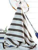 abordables -Qualité supérieure Serviette de sport, Géométrique 100% Coton 1 pcs