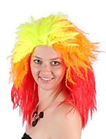 Недорогие -Парики из искусственных волос / Маскарадные парики Прямой Блондинка Стрижка боб Искусственные волосы 14 дюймовый Косплей / Для вечеринок / Горячая распродажа Блондинка Парик Жен. Короткие