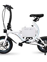 baratos -Bicicletas elétricas Ciclismo 12 polegadas / 14 polegadas Freio a Disco Duplo Dobrável Aluminum Alloy