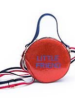 cheap -Women's Bags PU(Polyurethane) Shoulder Bag Zipper Blushing Pink / Purple / Silver