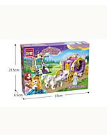 Недорогие -Конструкторы 358 pcs Фокусная игрушка Веселая Все Мальчики Девочки Игрушки Подарок