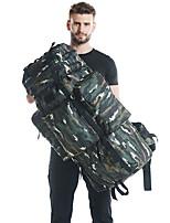 cheap -100 L Hiking Backpack / Rucksack - Rain-Proof, Wearable, Breathability Outdoor Hiking, Camping, Military Nylon Green, Green / Black, Khaki
