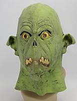 preiswerte -Urlaubsdekoration Halloween-Dekorationen Halloween-Masken / Halloween unterhaltsam Dekorativ / Cool Grün 1pc