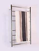 abordables -Barre porte-serviette Design nouveau / Cool Moderne Acier Inoxydable 1pc Sèche-serviette Montage mural