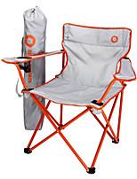 Недорогие -Складное туристическое кресло На открытом воздухе Легкость Нейлон, Алюминий 6061 для Рыбалка / Пешеходный туризм / Походы - 1 человек Зеленый / Оранжевый / Темно-синий