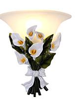 baratos -Ecolight™ Criativo / Novo Design Rústico / Campestre / Vintage Sala de Estar / Lojas / Cafés Metal Luz de parede IP24 110-120V / 220-240V 60 W