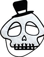 preiswerte -Urlaubsdekoration Halloween-Dekorationen Halloween-Masken / Halloween unterhaltsam Dekorativ / Cool Grau 1pc
