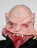 cheap -Holiday Decorations Halloween Decorations Halloween Masks / Halloween Entertaining Decorative / Cool Pink 1pc