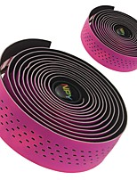 cheap -Bike Handlebar Tape / Bike Handlebar Set Nondeformable, Anti-Shake / Damping, Non-Skid Road Cycling / Fixed Gear Bike Eco PC / PU(Polyurethane) Green / Blue / Pink - 1 pcs
