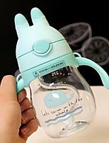 Недорогие -Drinkware Пластик Соломинки / Водный горшок и чайник Компактность / Мультфильмы / Милые 1 pcs