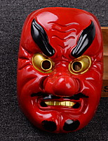 cheap -Holiday Decorations Halloween Decorations Halloween Masks Party / Cool Red 1pc