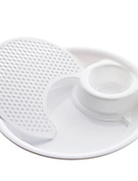 abordables -1 pièce Plastique Créatif / Résistant à la chaleur Assiettes, Vaisselle
