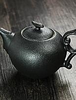 Недорогие -Керамика Heatproof / Чайный нерегулярный 1шт Чайник для кофе