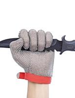 Недорогие -51001-m высококачественная нержавеющая сталь сетчатый нож режущий защитный защитный перчаточный защитный перчатка